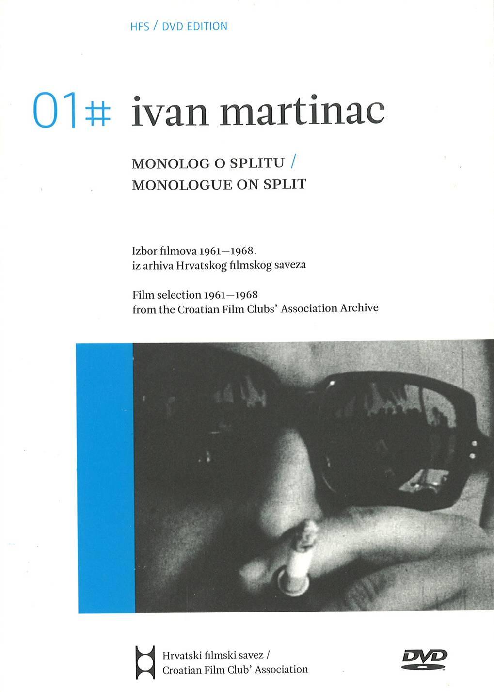 Ivan Martinac - Monolog o Splitu DVD (HFS, 2007.)