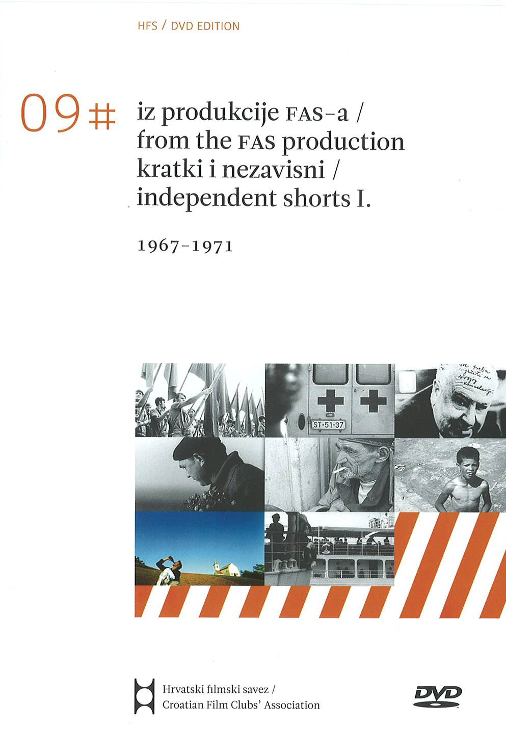 Iz produkcije FAS-a - Kratki i nezavisni 1967-1971 (HFS, 2010.)