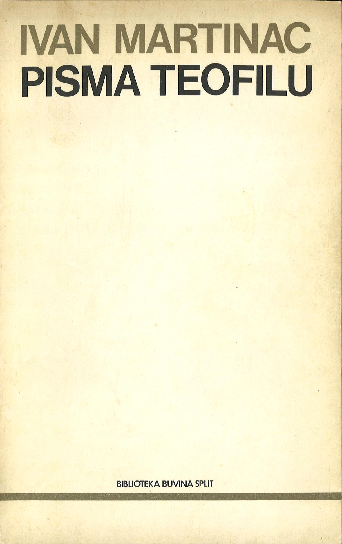 Pisma Teofilu