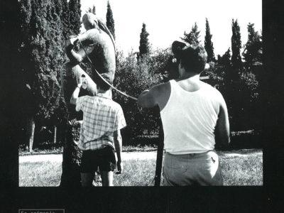 Sa snimanja filma Meštrović - egzaltacija materije